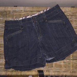 Jean shorts sz12